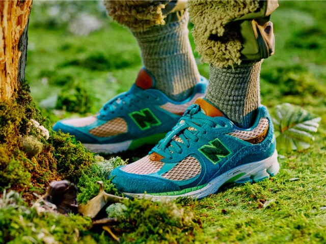 Water Be The Guide: How to cop Salehe's 2002R with New Balance this week
