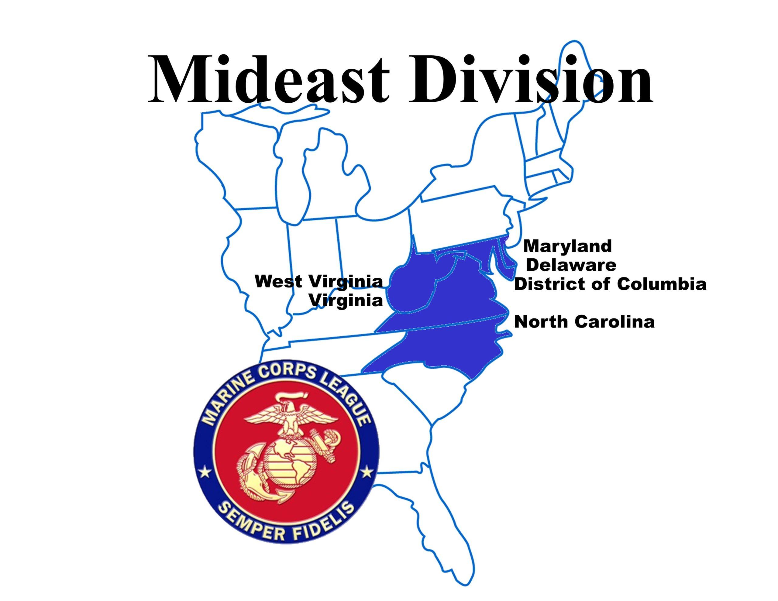 2020 Mideast Division Logo