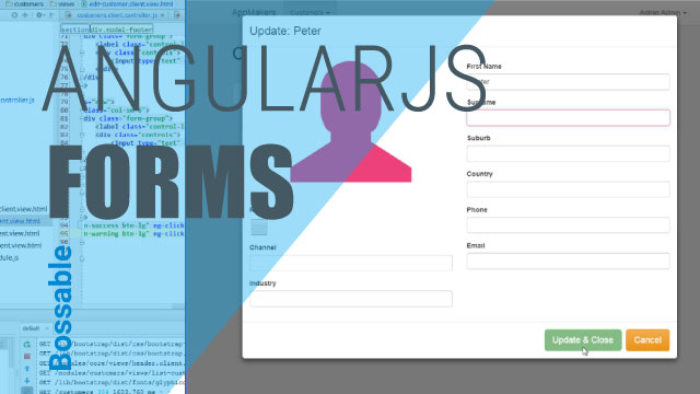 MEAN Stack – Modal Styling & AngularJS Form Validation – Day 23