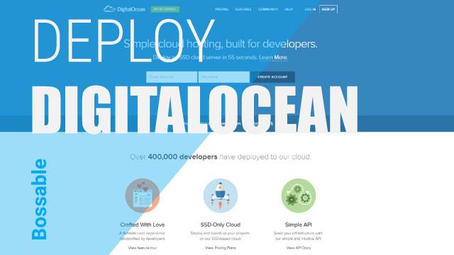 MEAN Stack – Deploy to Digital Ocean