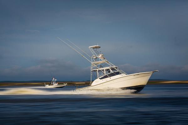 Deremer Studios Jacksonville Achitectural Photography boat in ocean