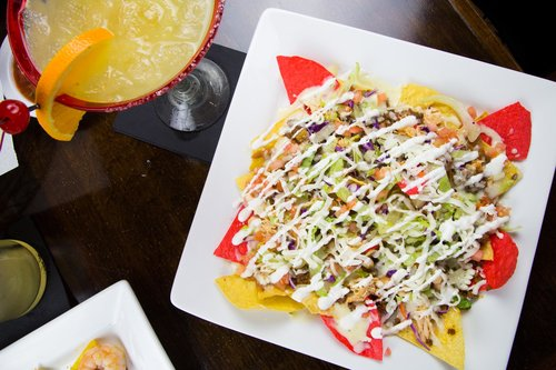 Pepper's Cocina specialty nachos