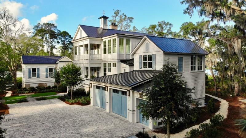 2019 Southern Living Idea House, Crane Island, Fernandina Beach, FL