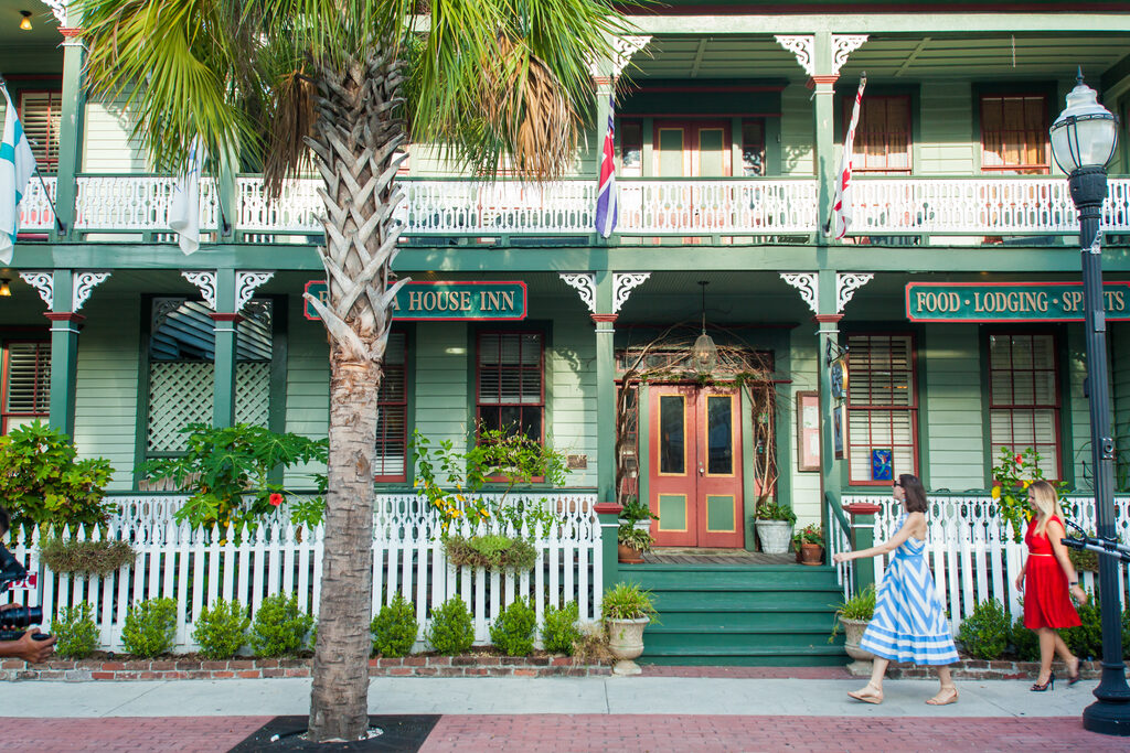 Florida House Inn Amelia Island