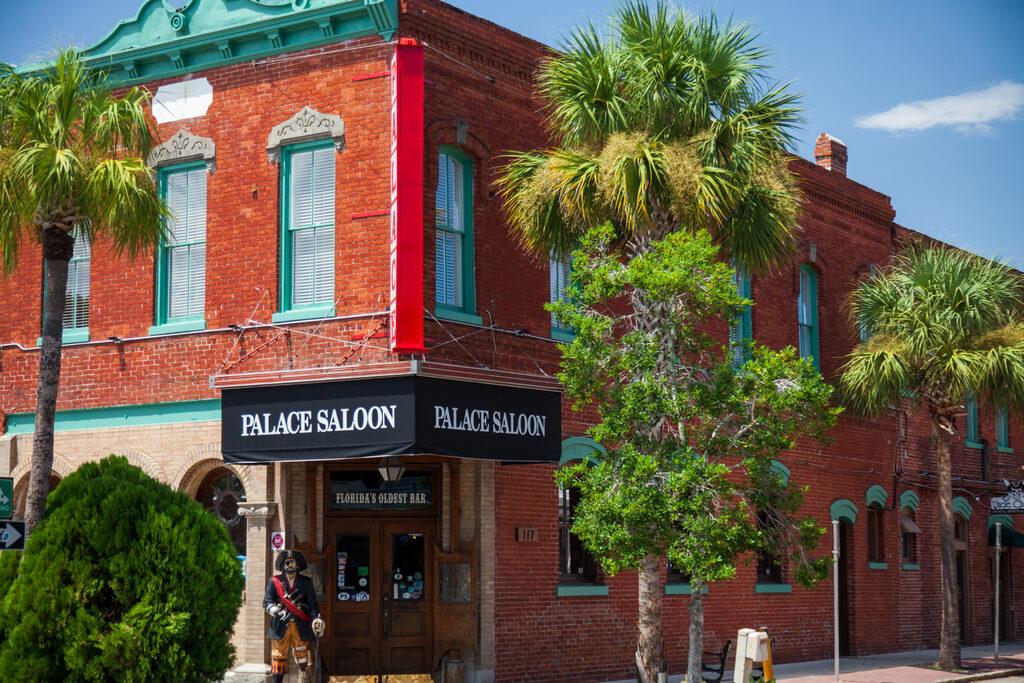 Palace Saloon Amelia Island