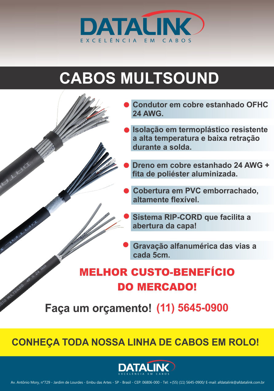 Cabos Multisound