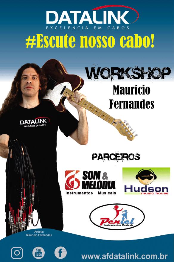 Workshop com Maurício Fernandes