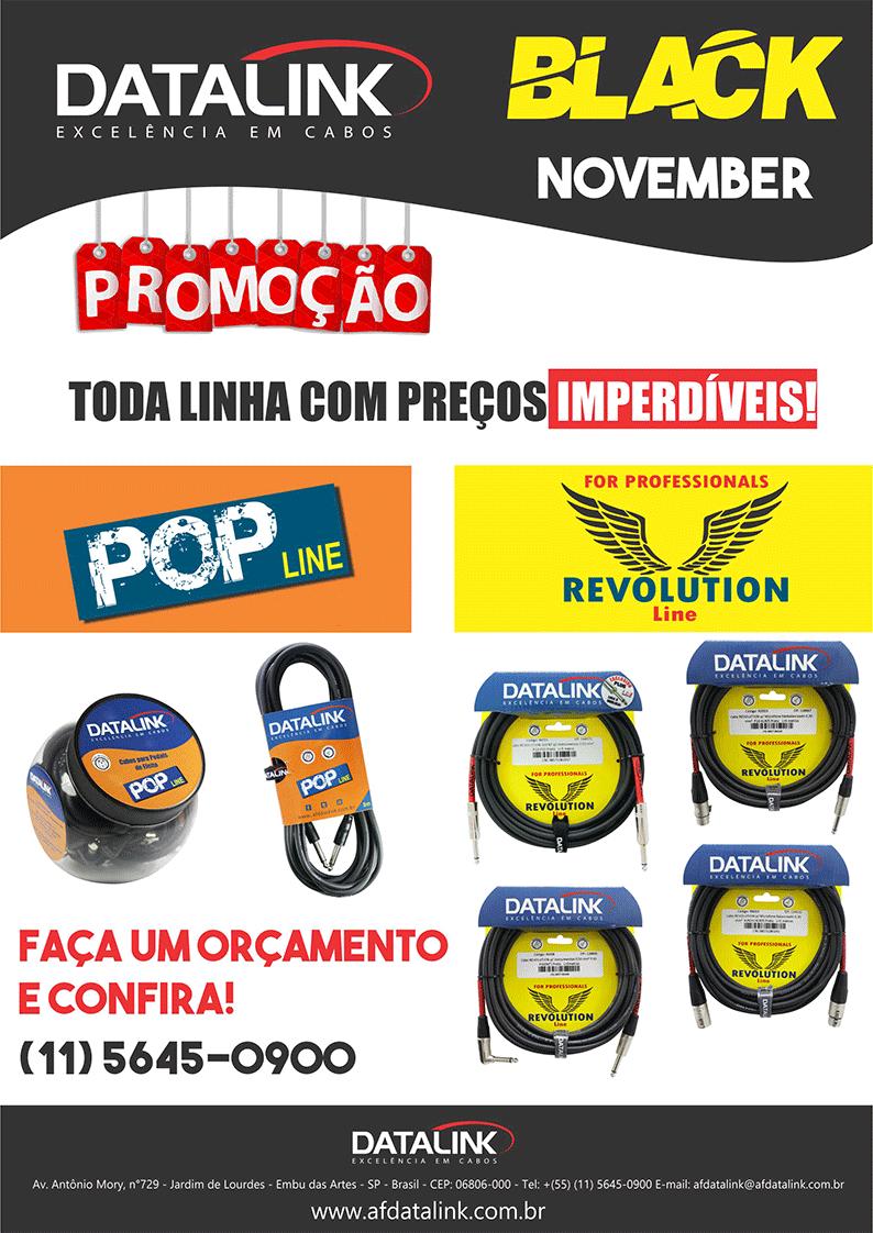 Black November Sonorização