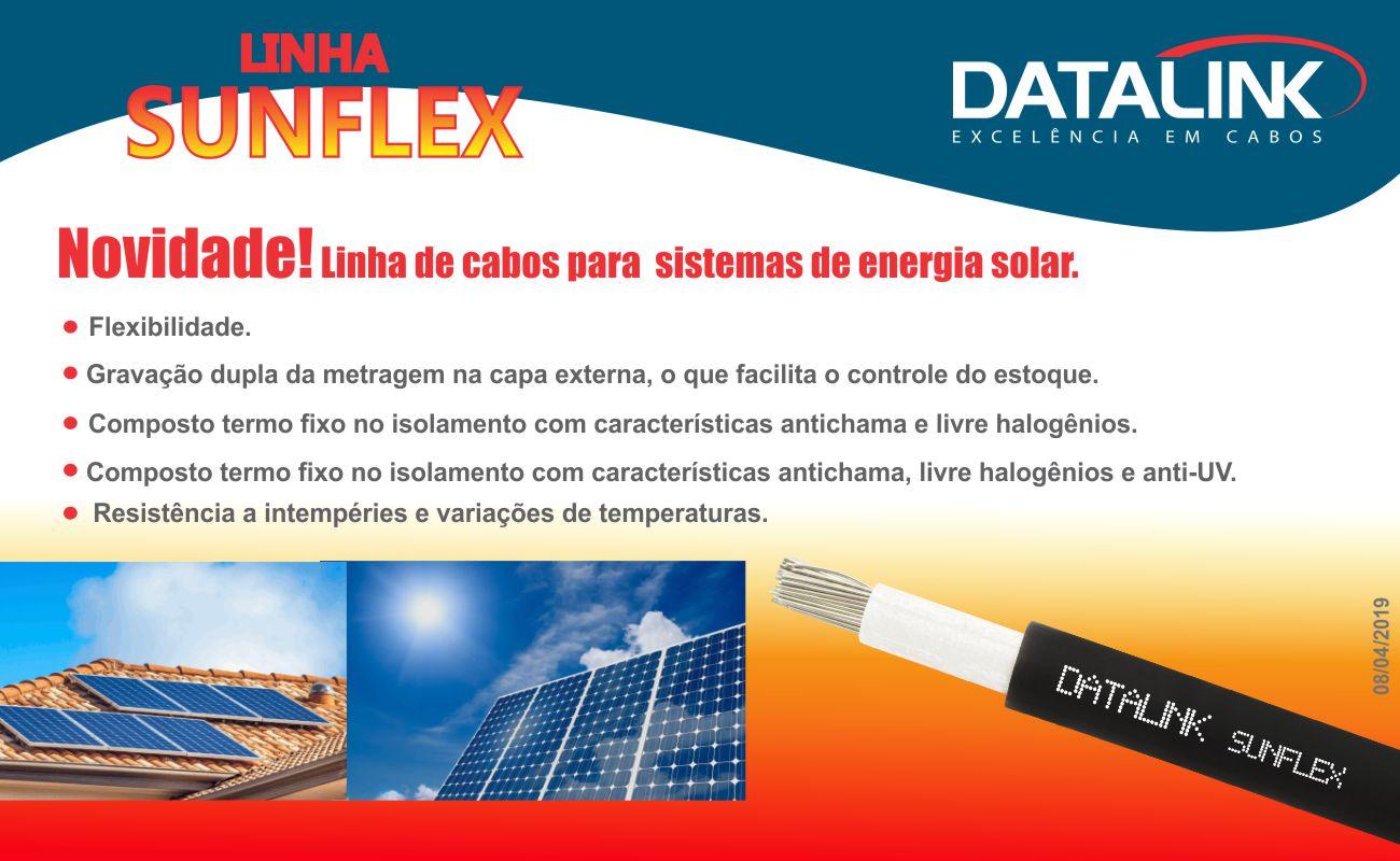 Cabo Fotovoltaico SUNFLEX