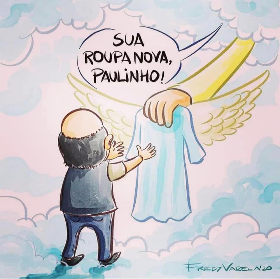 Adeus Paulinho e obrigado por tudo