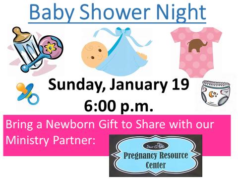 Baby Shower Night