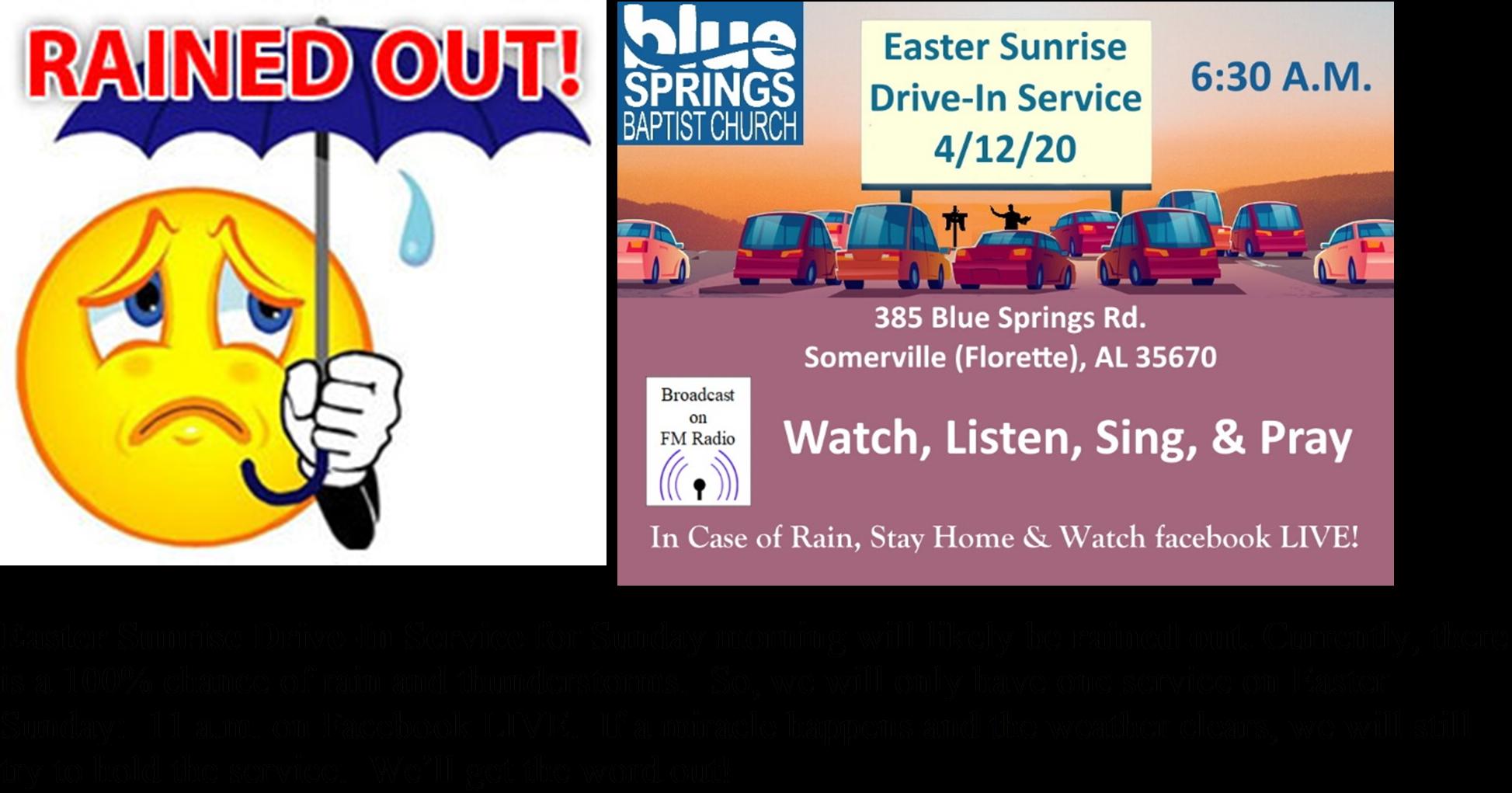 Easter Sunrise – Mod