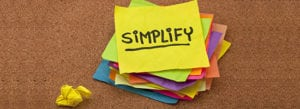 9 Ways to Simplify Your Life Axoro 300x109 - 9 Ways to Simplify Your Life