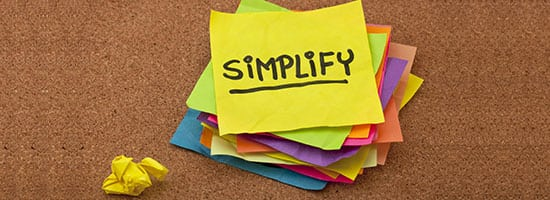 9 Ways to Simplify Your Life