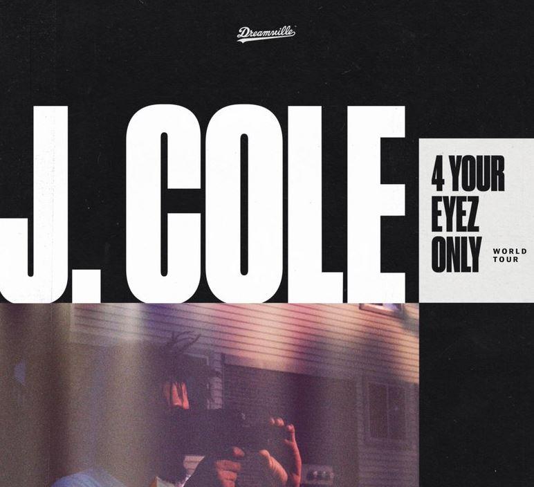 jcole 4 your eyez only