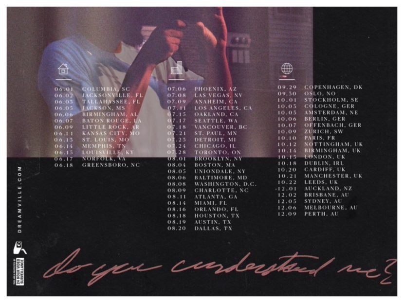 SVPERDVPERFLY J Cole For Your Eyez Only World Tour