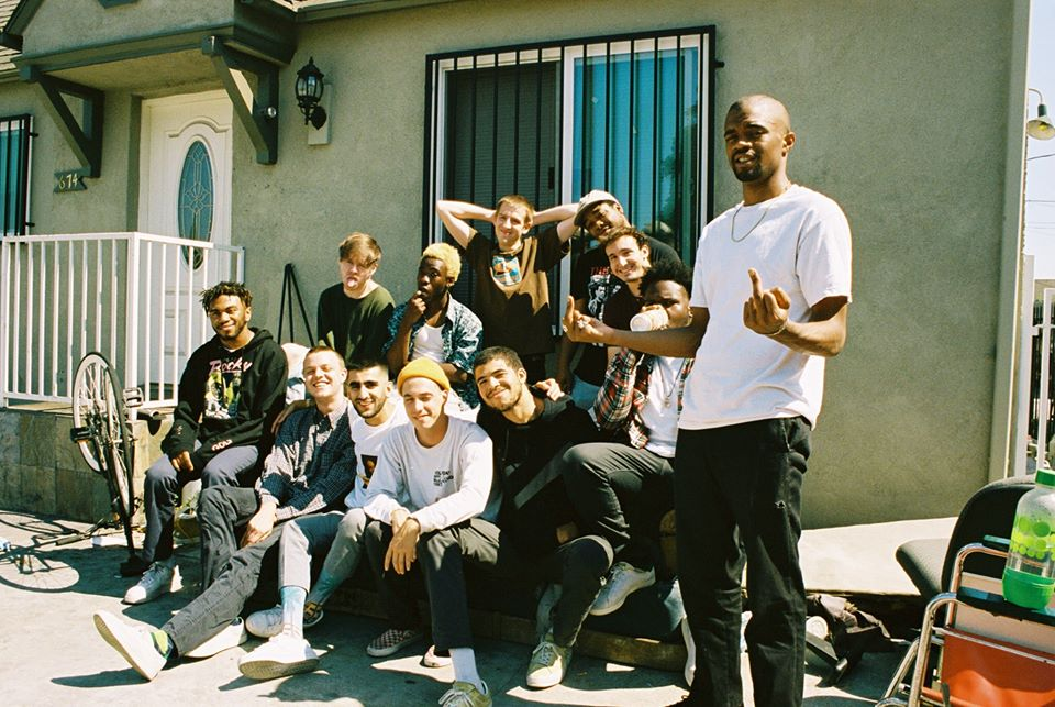 brockhampton saturation boyband