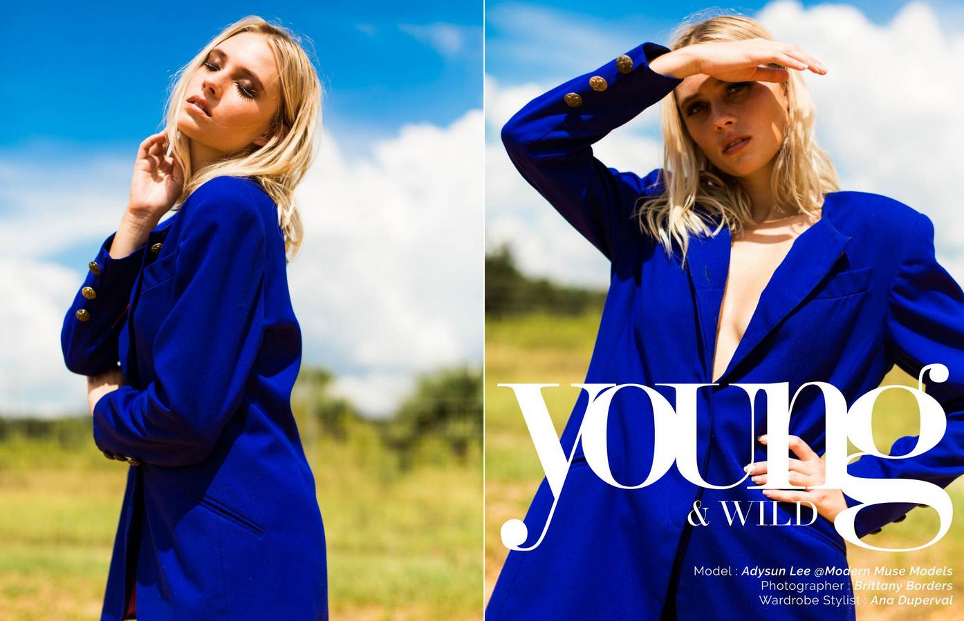 svperdvperfly surreal magazine fashion stylist published