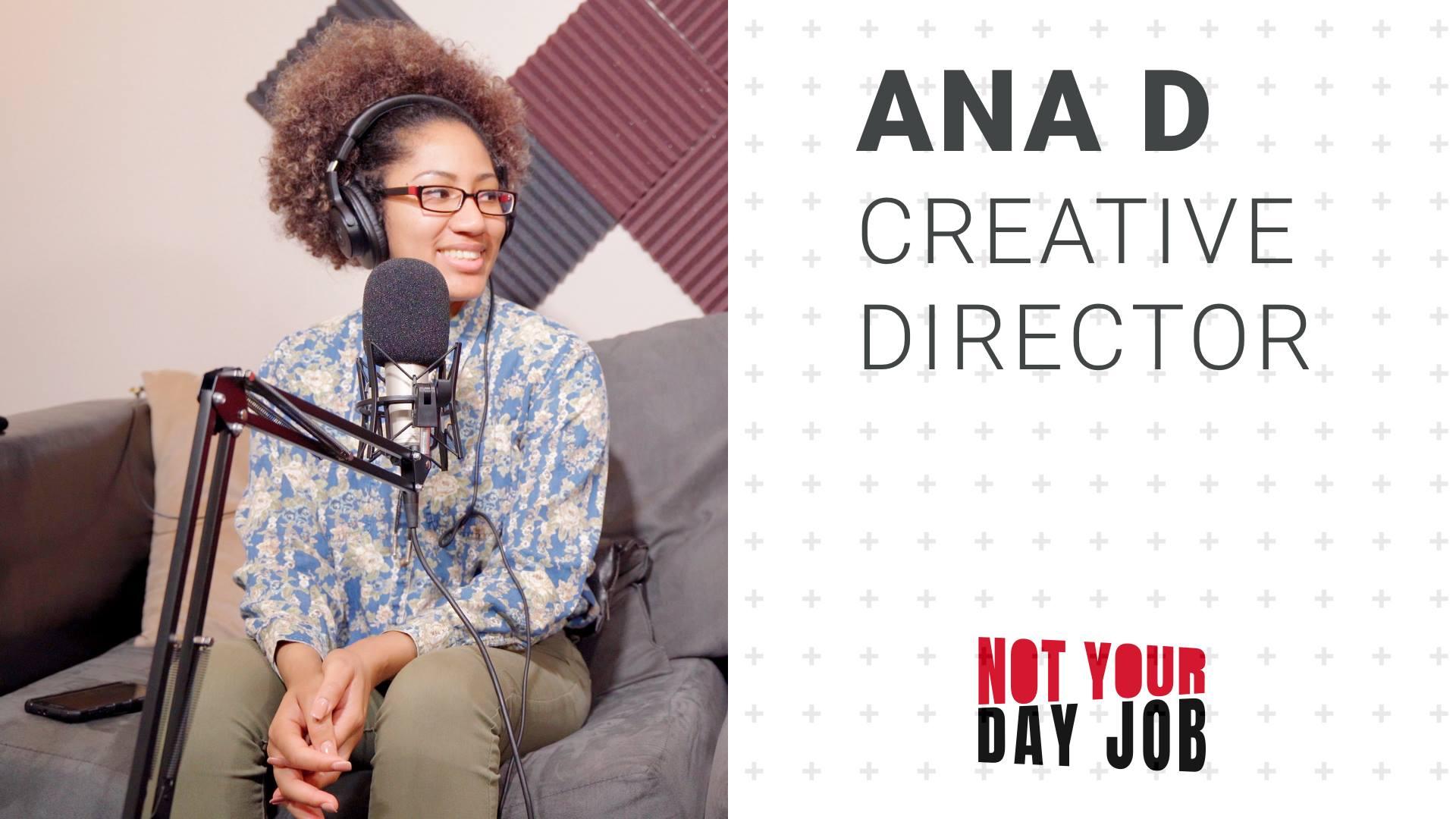 svperdvperfly Not Your Day Job podcast
