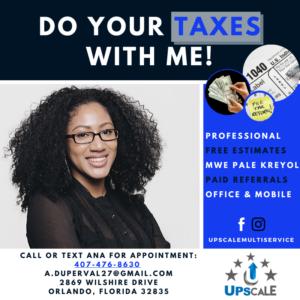 orlando tax preparer