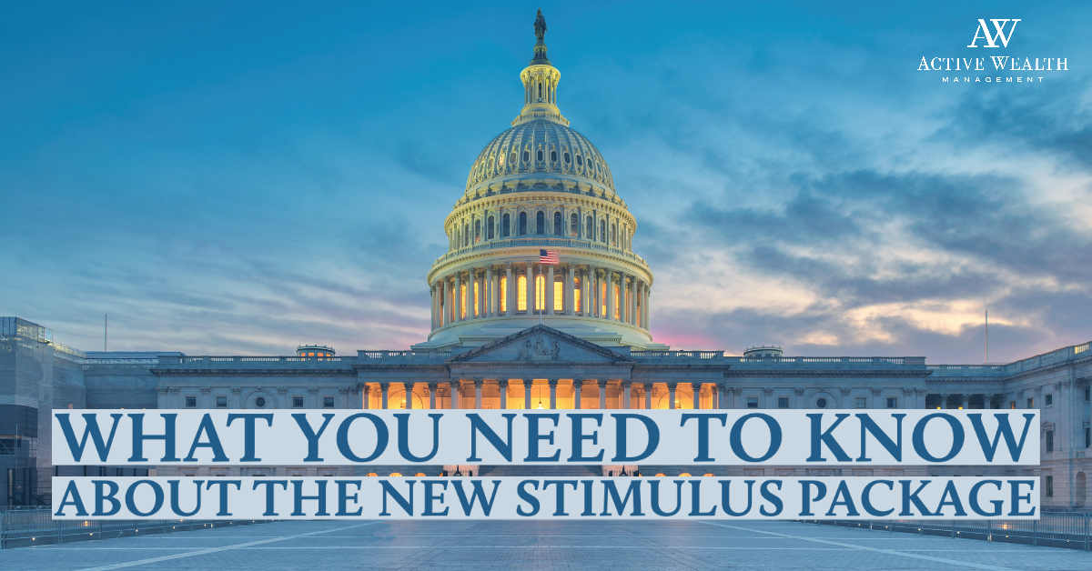 New Stimulus Package Passes Senate, Heads to the House