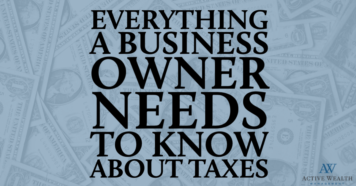 6 Types of Taxes a Business Owner Needs to Know