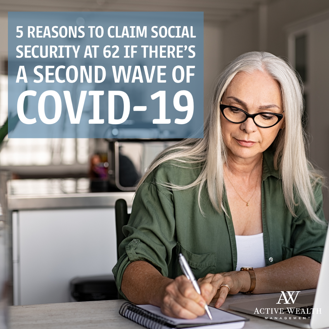 Learn How Claiming Social Security Early Can Help You if the Market Crashes Again!