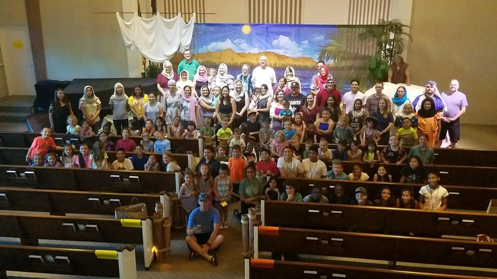 Hanford, CA Vacation Bible School VBS