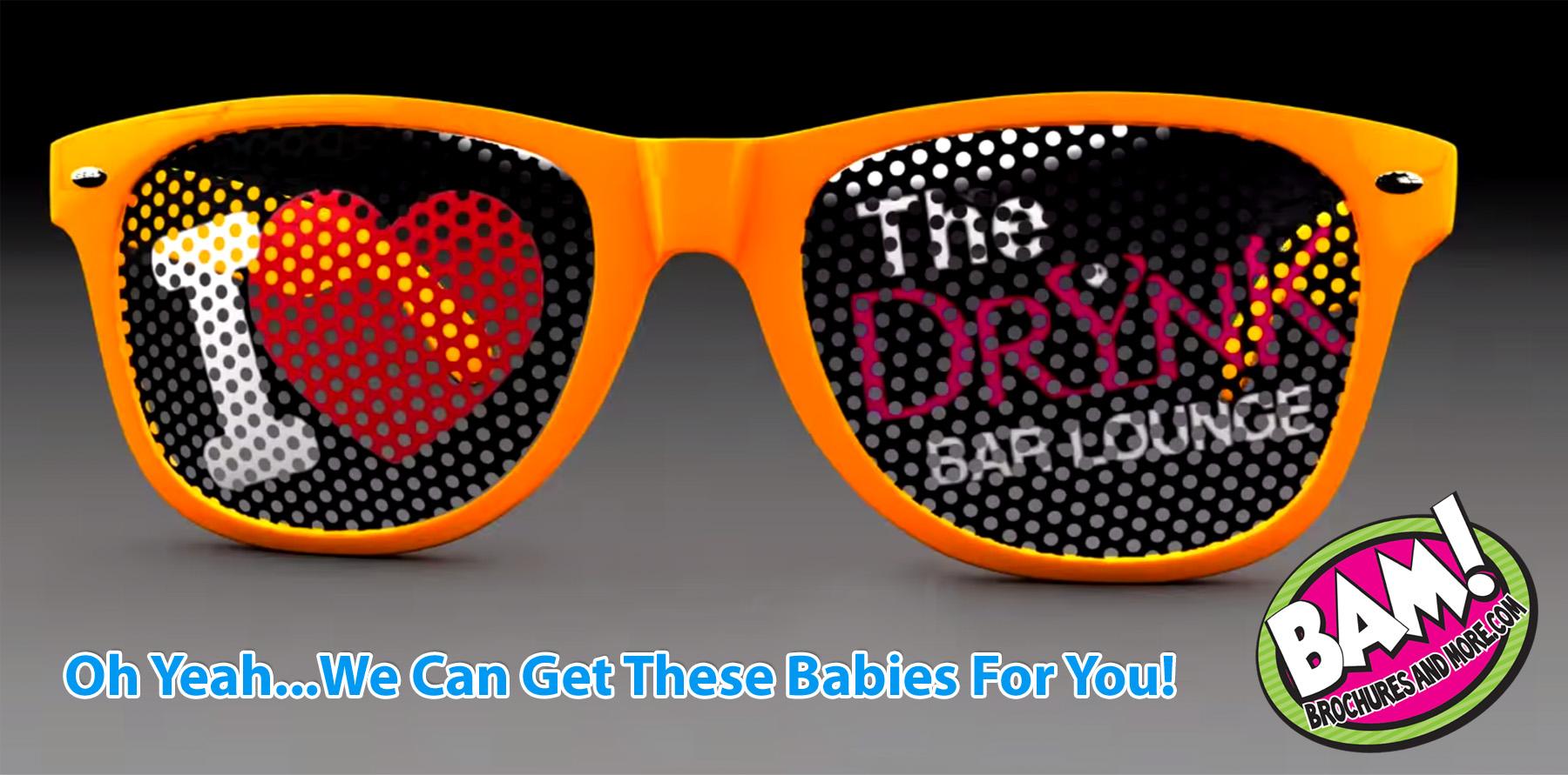 Logo-Sunglasses