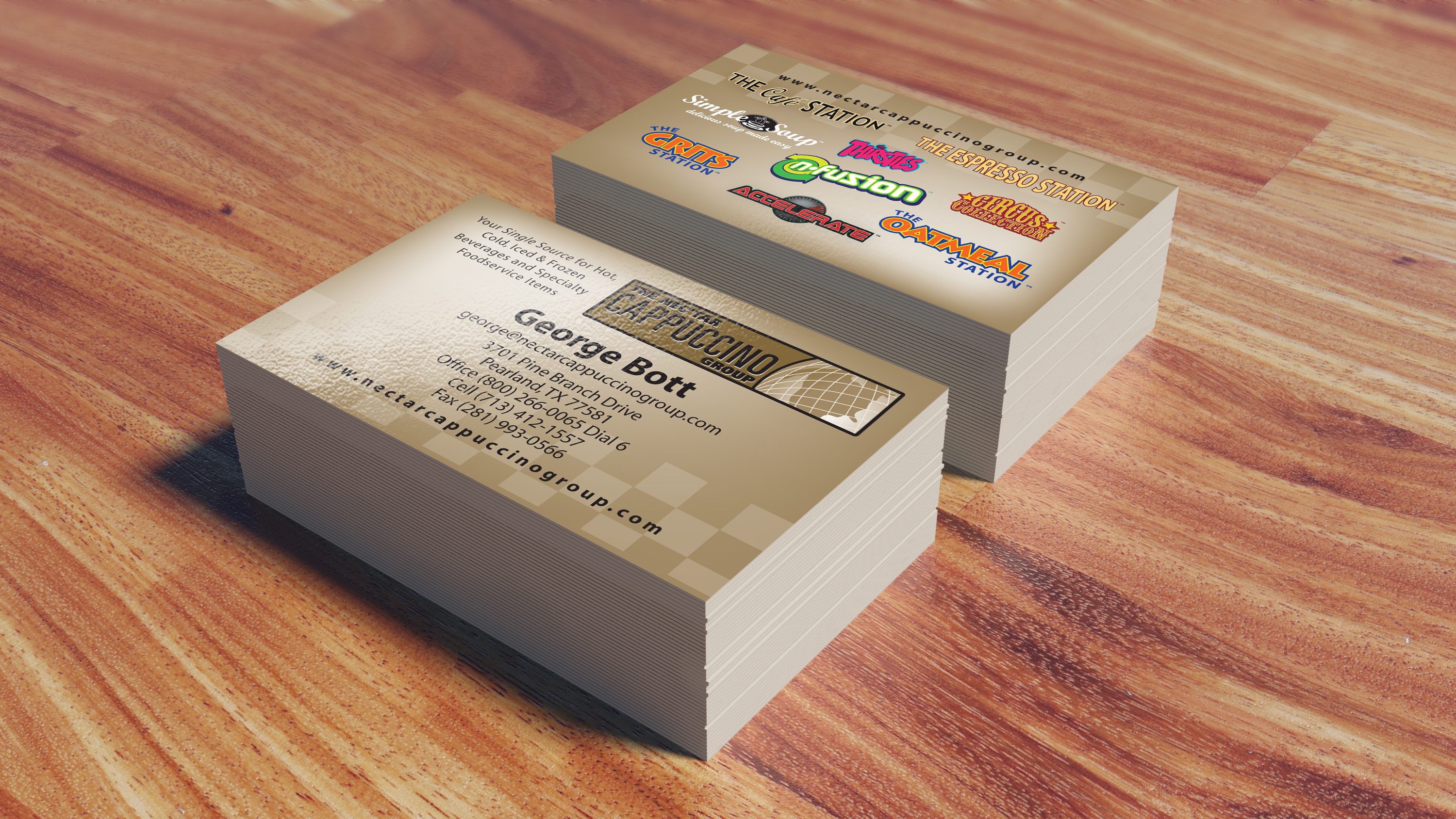 How to Double Your Impact With Your Business Cards