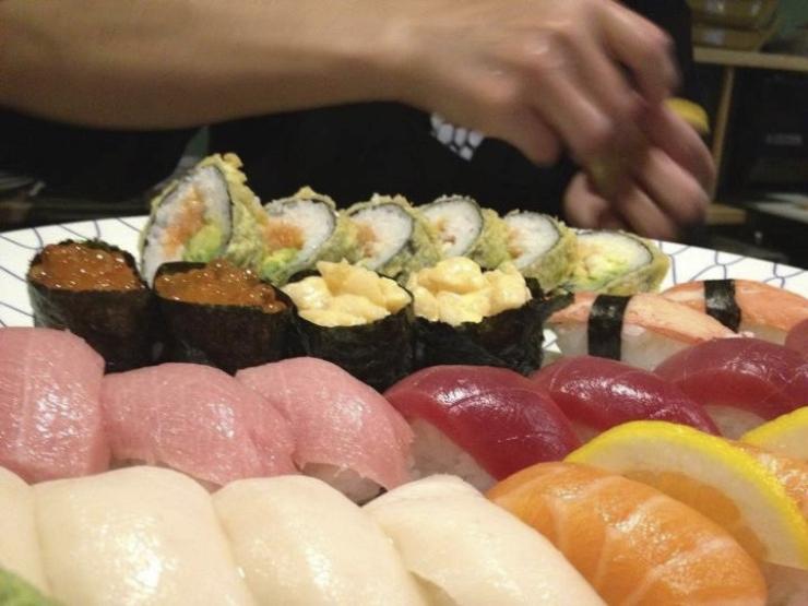 LoHi's New Sushi Patio