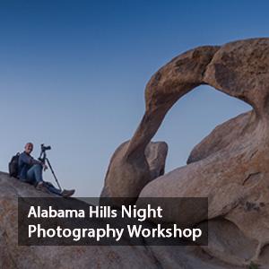 Alabama Hills Night Photography Workshop