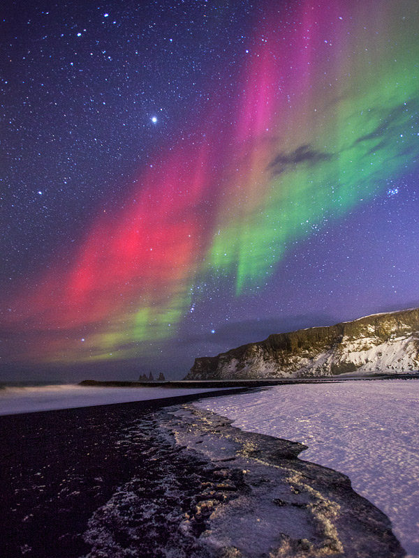 Aurora Borealis Photography Workshop
