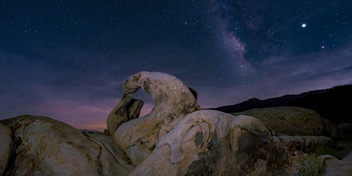 Editing the Night Sky and the Milky Way in Lightroom