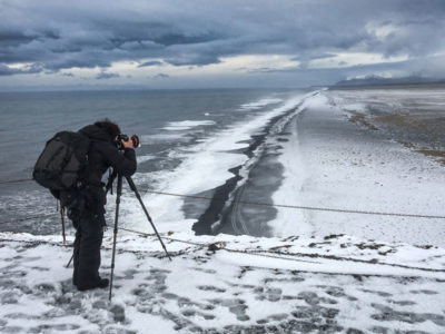 Capturing a magic moment in Amazing Iceland!