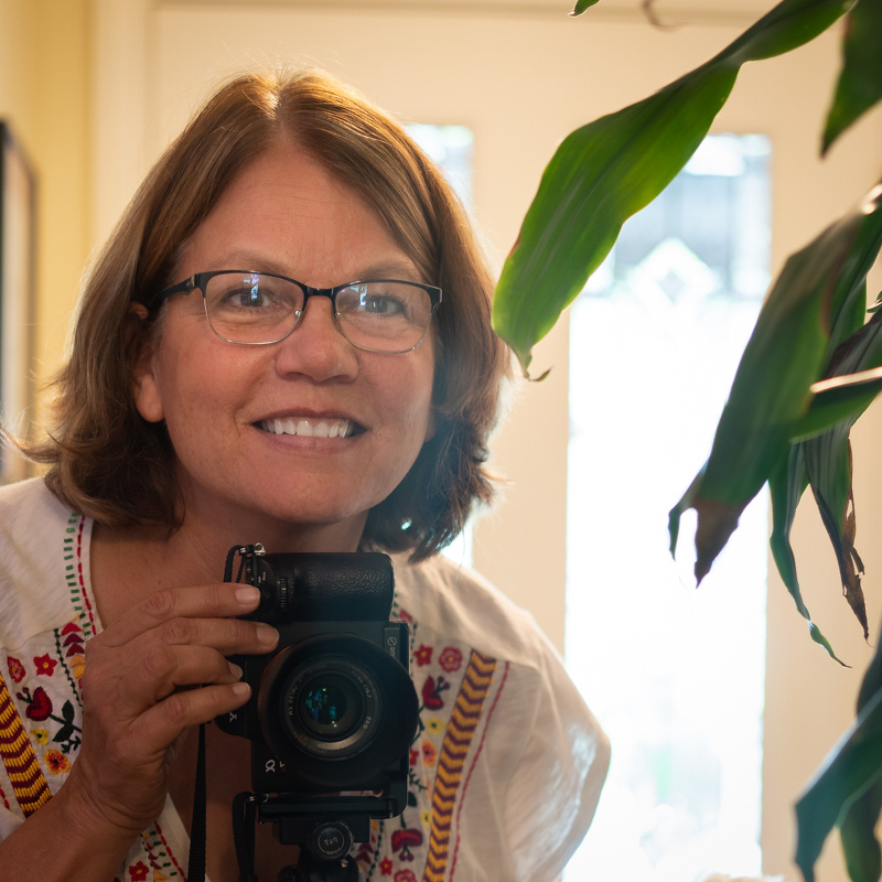 Holly Higbee-Jansen, workshop leader from Jansen Photo Expeditions