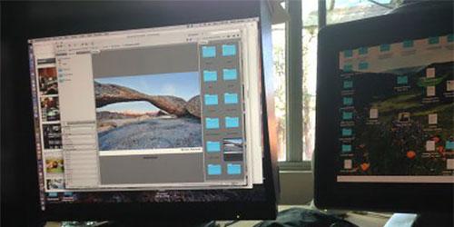 Photoshop on Desktop