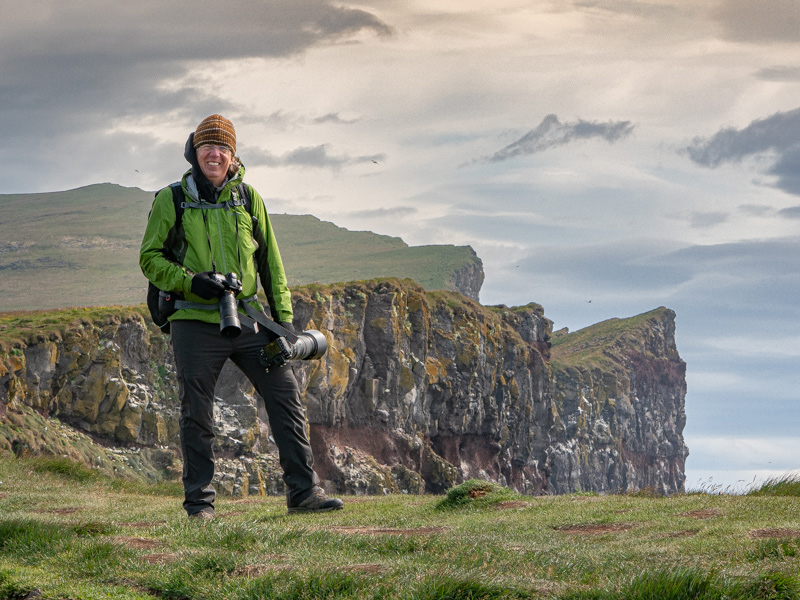 Latrabjarg Sea cliffs, Icleand, during our Westfjords Photography Workshop with Jansen Photo Expeditions