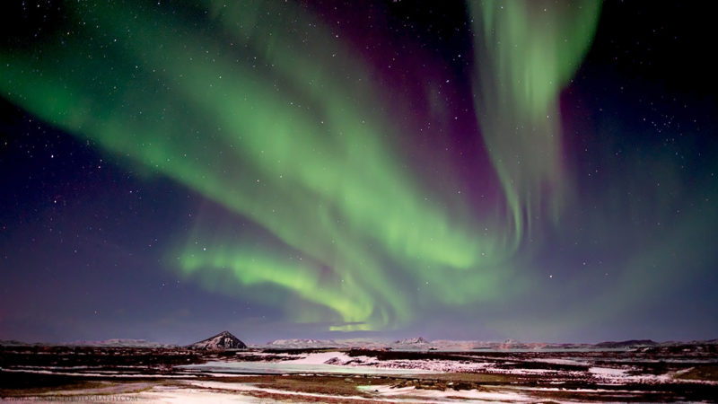 Landscape photography and the best light with Jansen Photo Expeditions