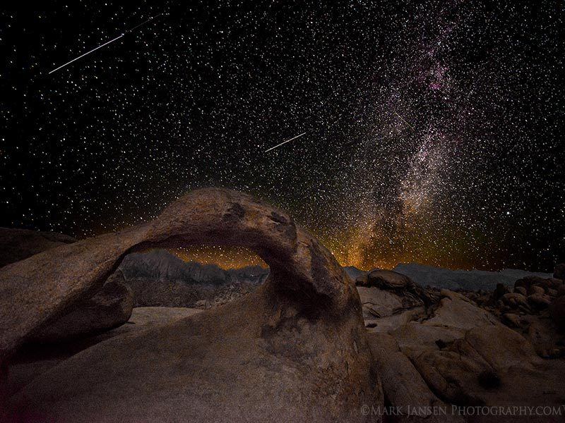 Astro Photography in the California desert