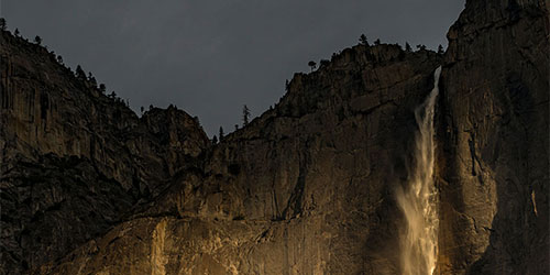 Yosemite Valley and Iceland: Lands of Great Light!