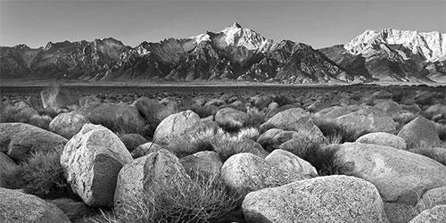Mt.Williamson By Mark Jansen