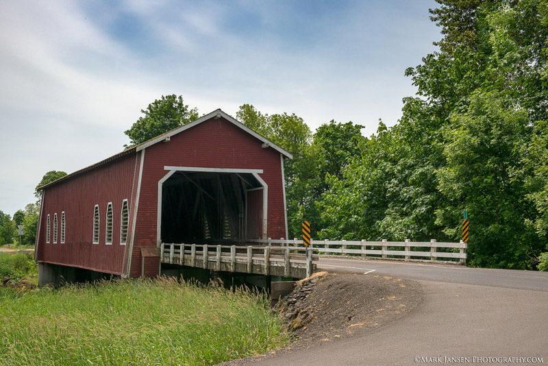 Oregon Photography Workshop Covered Bridges