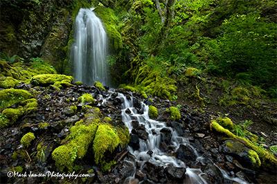 Oregon waterfalls photography Workshop