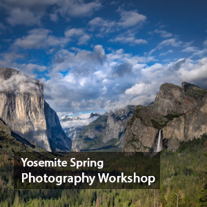 Yosemite Spring Photography Workshop