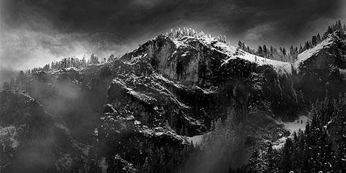 The Sweet Light Of Yosemite Valley