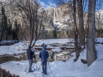 Yosemite Privatre Photography Workshop with Jansen Photo Expeditions