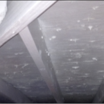 Attic Mold Remediation After - Encapsulation Method