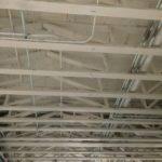 Ceiling Mold Encapsulation