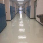 Hallway Wax 1